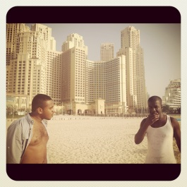 #Montee #Tocclo #Beach #Dubai