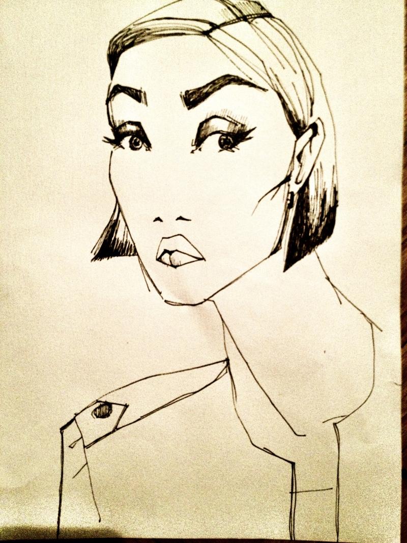 Sophia isdalh sketch
