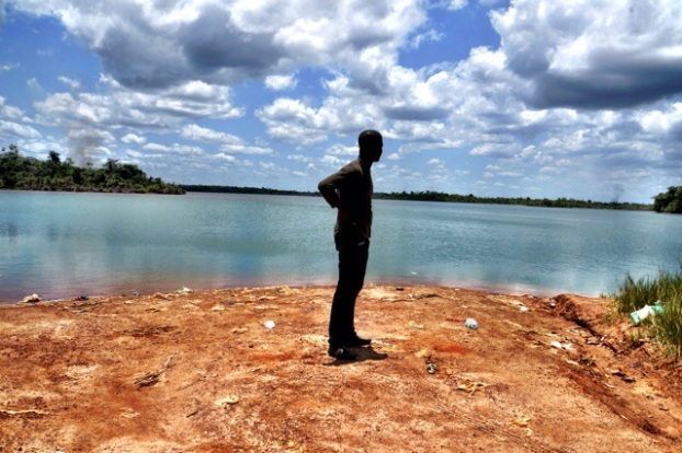 4 Houses Lagoon , Liberia